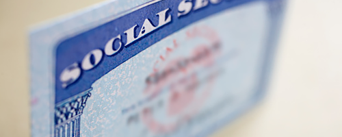 Protect Your Social Security Number From Theft